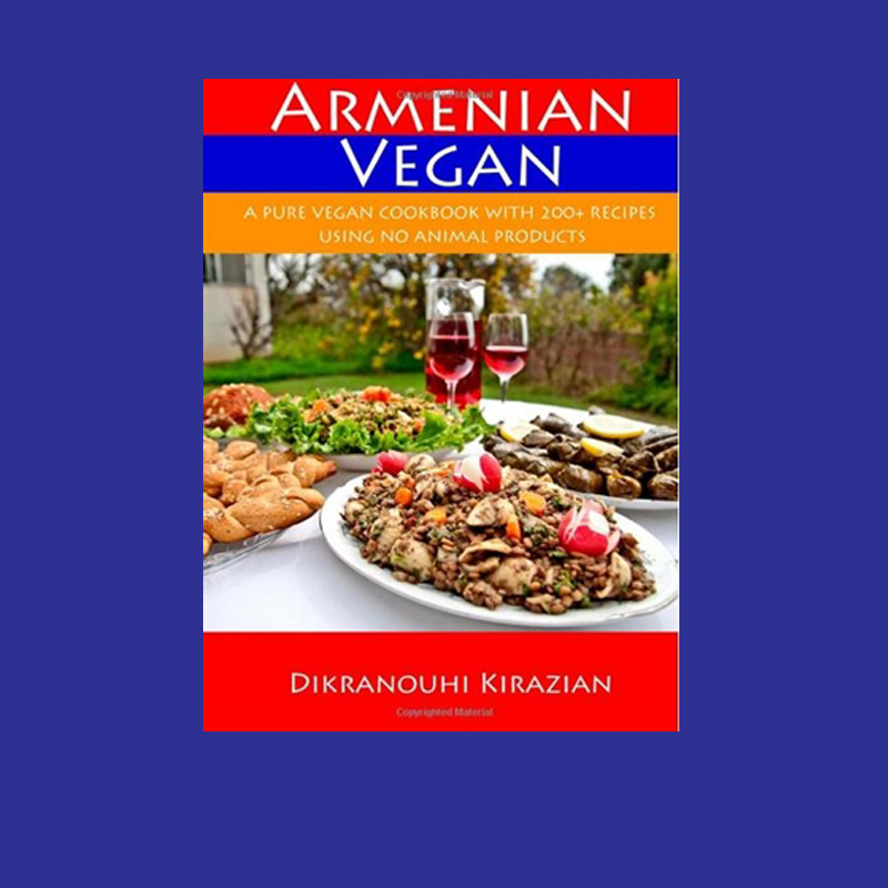 ARMENIAN VEGAN cookbook