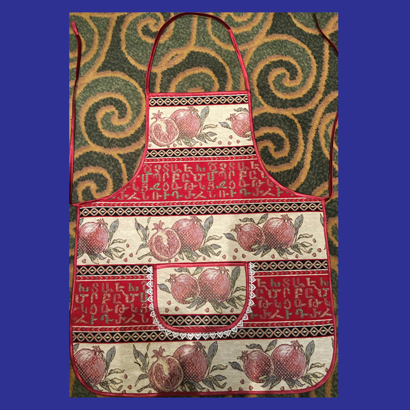 Hand Made Apron - Taraz 1