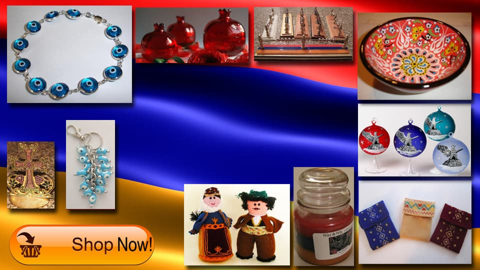 Resource for Armenian Products For Sale