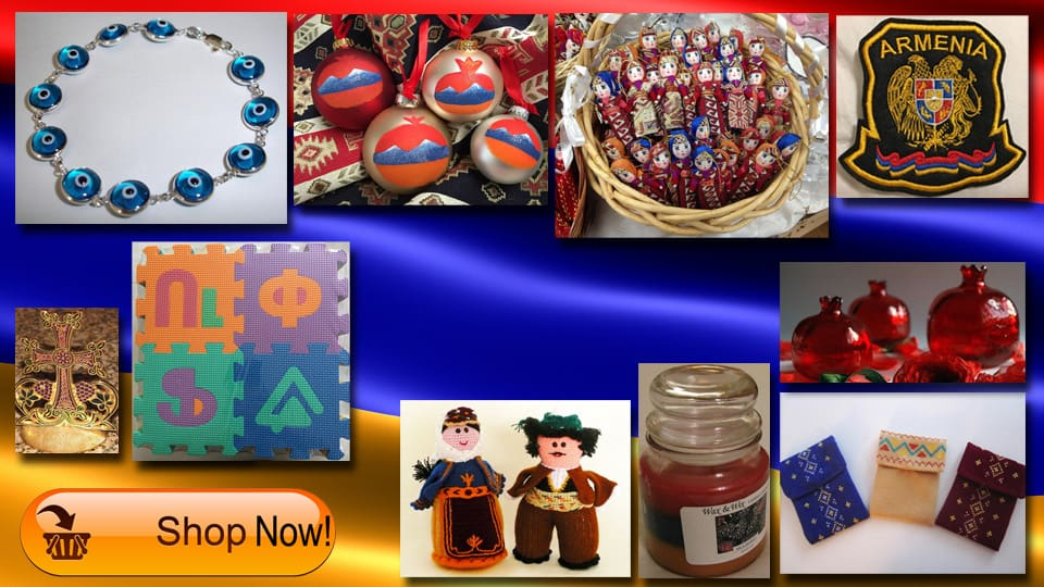 Your Resource for Armenian Products, Info, News, Events… Your