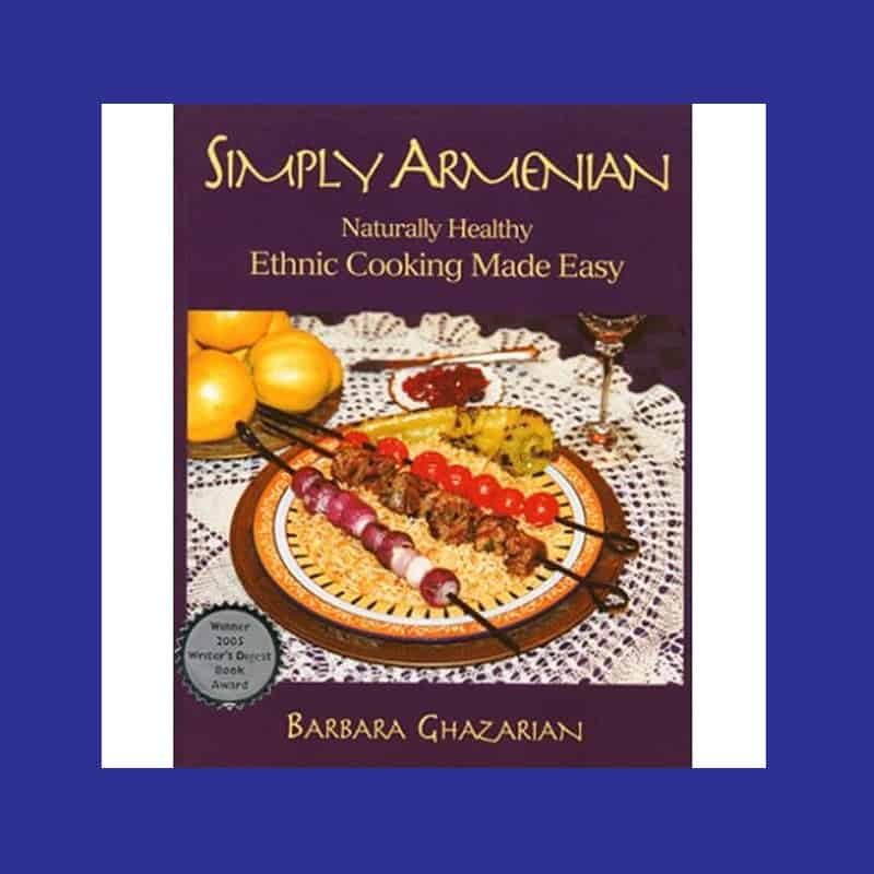 RECIPE BOOK - SIMPLY ARMENIAN